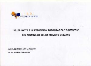 invitación Regenta